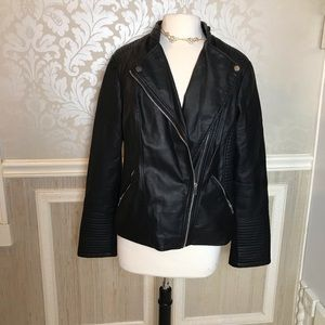 Lane Bryant 14/16 sexy hot MOTO jacket for fall